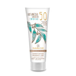 BB cream SPF 50 Botanical Tinted Face Medium Tan 89ml