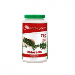 Chlorella 750 tablet
