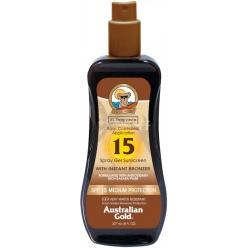 Gel Spray 237 ml  SPF 15