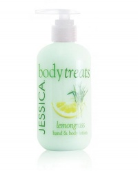 Jessica Lemongrass - hand and body lotion 245 ml