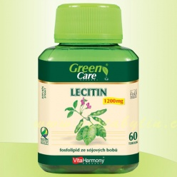 Lecitin 1200 mg 60 tob.