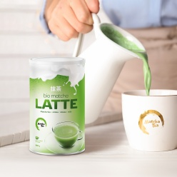 MATCHA TEA  LATTE 300g