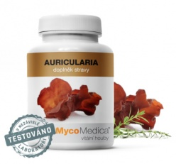 MycoMedica Auricularia 90 cps